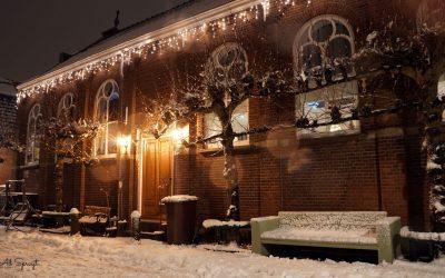 Nieuwstraat – Winternacht