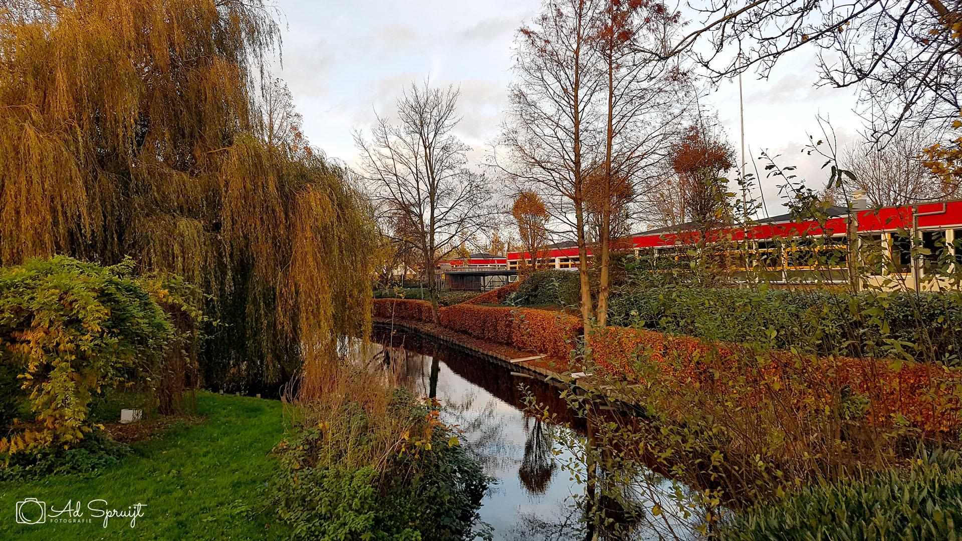 Lineausweg, Eben Haezerschool
